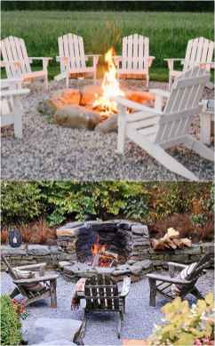 05 Easy Cheap Backyard Fire Pit Seating Area Design Ideas
