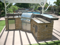 17 Awesome Outdoor Kitchen and Grill Backyard Ideas for Summer