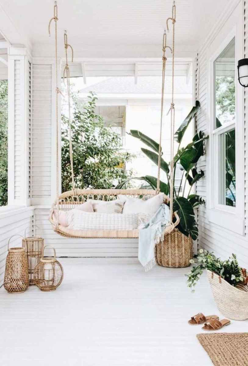 20 Awesome Farmhouse Porch Swing Plans Ideas