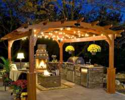 22 Amazing Outdoor Kitchen Design for Your Summer Ideas