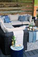 24 Amazing Backyard Patio Seating Area Ideas for Summer