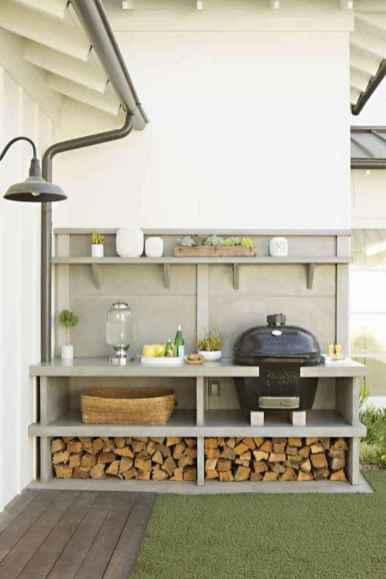 25 Awesome Outdoor Kitchen and Grill Backyard Ideas for Summer
