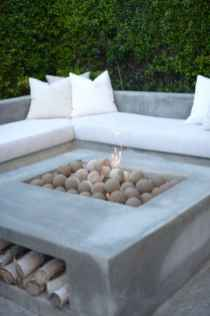 25 Easy Cheap Backyard Fire Pit Seating Area Design Ideas