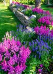 29 Fresh and Beautiful Front Yard Flowers Garden Landscaping Ideas