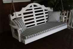 36 Awesome Farmhouse Porch Swing Plans Ideas