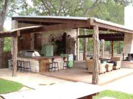 38 Awesome Outdoor Kitchen and Grill Backyard Ideas for Summer