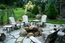 39 Easy Cheap Backyard Fire Pit Seating Area Design Ideas