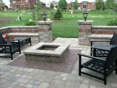 41 Easy Cheap Backyard Fire Pit Seating Area Design Ideas