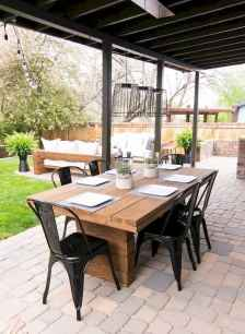 43 Amazing Backyard Patio Seating Area Ideas for Summer