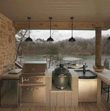 45 Awesome Outdoor Kitchen and Grill Backyard Ideas for Summer
