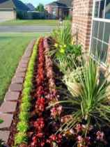 47 Fresh and Beautiful Front Yard Flowers Garden Landscaping Ideas