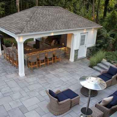 50 Amazing Outdoor Kitchen Design for Your Summer Ideas