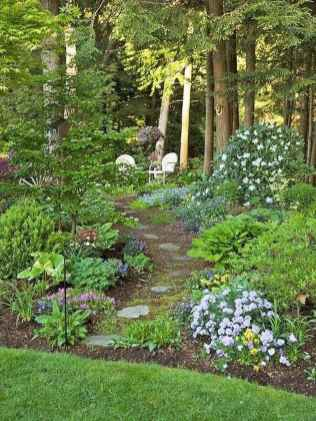 50 Fresh and Beautiful Front Yard Flowers Garden Landscaping Ideas