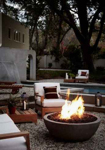 52 Easy Cheap Backyard Fire Pit Seating Area Design Ideas