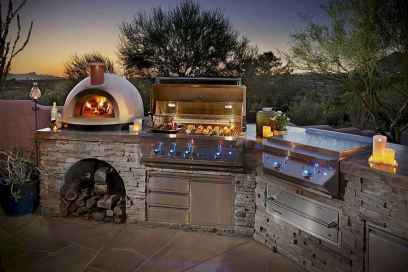 53 Amazing Outdoor Kitchen Design for Your Summer Ideas