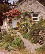 55 Beautiful Cottage Garden Ideas to Create Perfect Spot