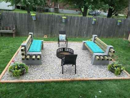 59 Amazing Backyard Patio Seating Area Ideas for Summer