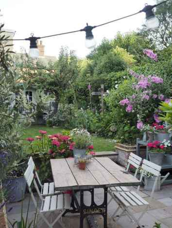64 Beautiful Small Cottage Flowers Garden for Backyard Ideas