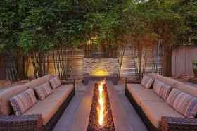64 Easy Cheap Backyard Fire Pit Seating Area Design Ideas