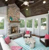 67 Gorgeous Farmhouse Screened In Porch Design Ideas for Relaxing