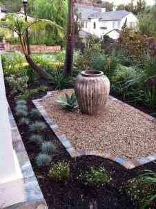 69 Fresh and Beautiful Front Yard Flowers Garden Landscaping Ideas