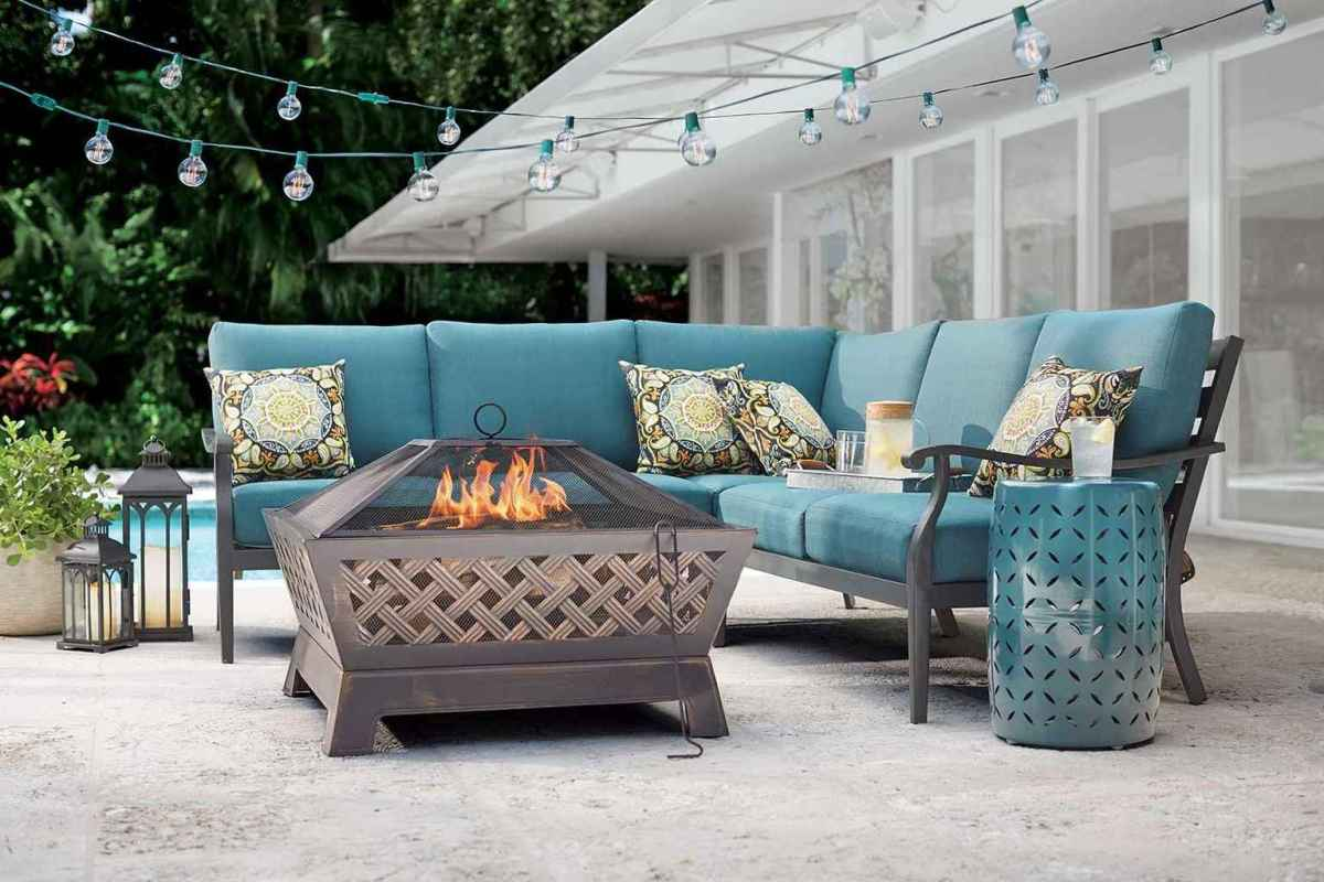 69 Small Front Porch Seating Ideas for Farmhouse Summer