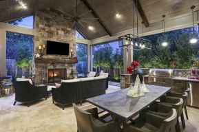 70 Amazing Outdoor Kitchen Design for Your Summer Ideas