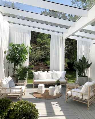 72 Amazing Backyard Patio Seating Area Ideas for Summer