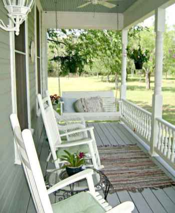 78 Gorgeous Farmhouse Screened In Porch Design Ideas for Relaxing