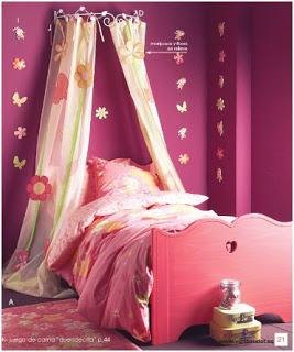 ideas para decorar las habitaciones de los peques