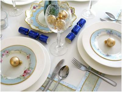 como poner la mesa y decorarla