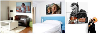 decorar la casa con fotografias