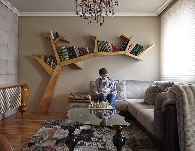 ¿Es una librería o es un árbol?