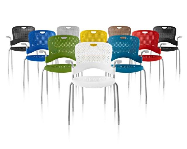 Caper Chairs - Herman Miller