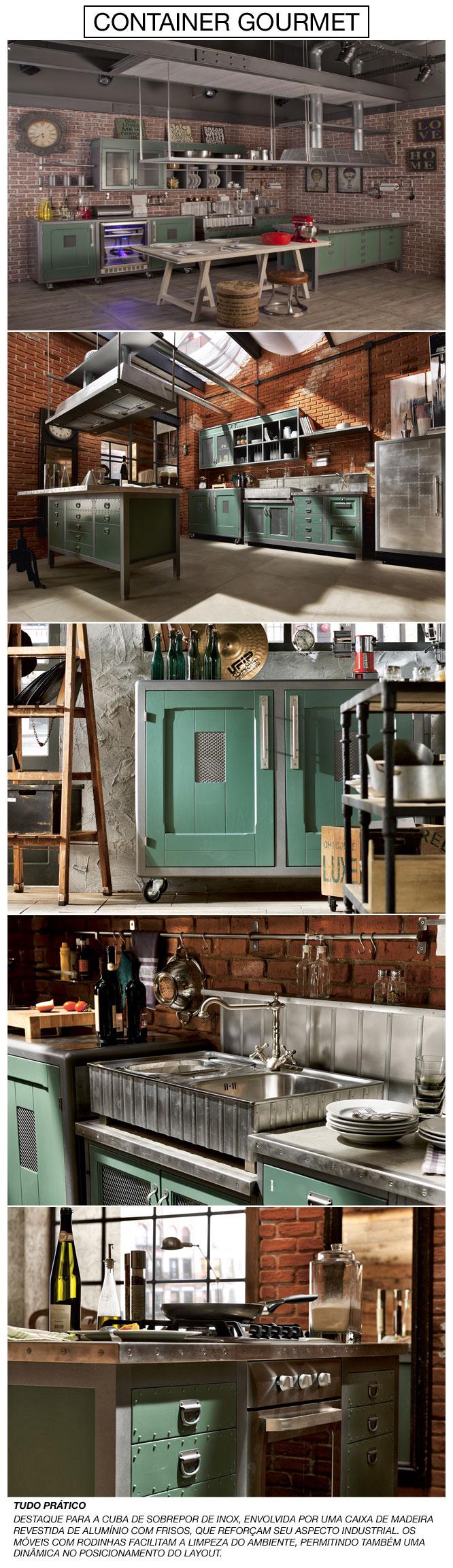 Estilo Industrial Na Cozinha Decor Adorabile