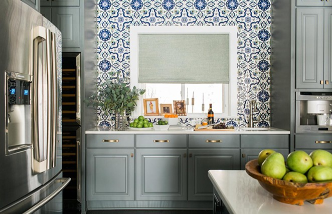 Coloured Kitchen Tile Designs Novocom Top