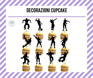 decorazioni cupcake