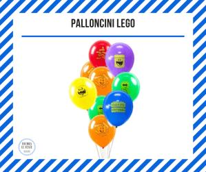 palloncini lego