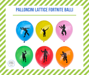 palloncini fortnite