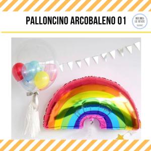 palloncino arcobaleno