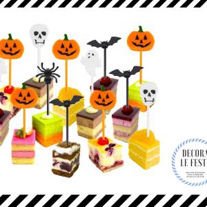 topper cupcake halloween