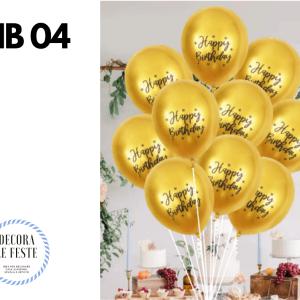 palloncini oro
