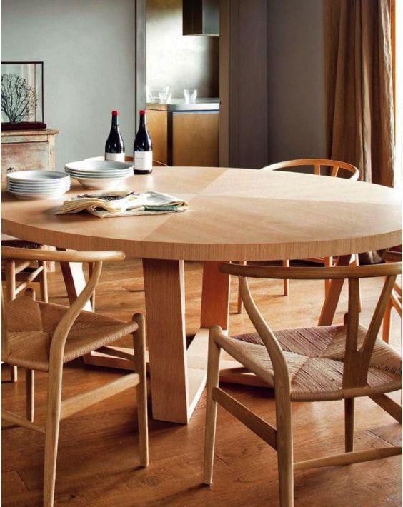 mesa redonda Xilos de Citterio