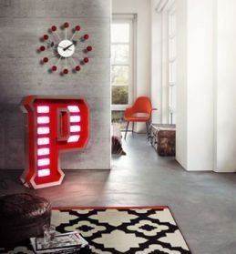 Graphic lamps by DelightFull