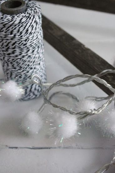 Materiales para hacer estrella de Navidad