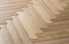 Biscuit parquet for Listone Giordano