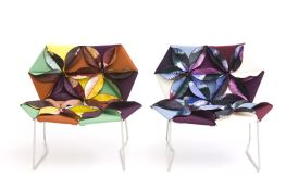 Antibodi armchairs for Moroso