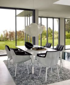 Husk armchairs for BBItalia