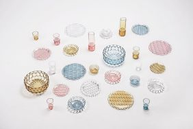 Jellies tableware for Kartell