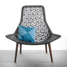 Maia armchair for Kettal